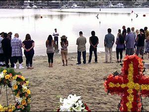 beach-funeral