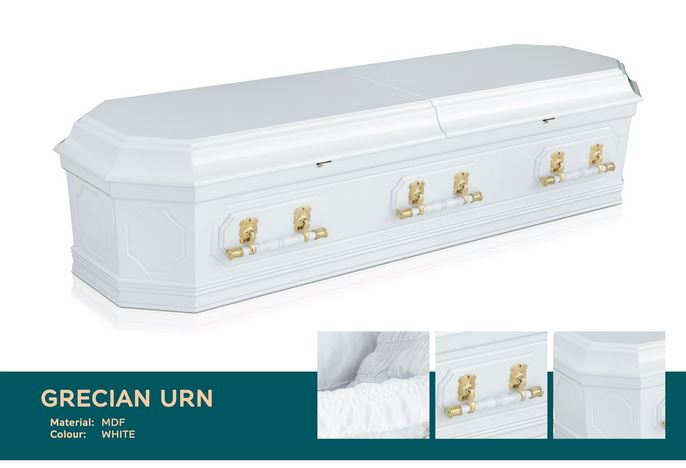 Grecian Urn white