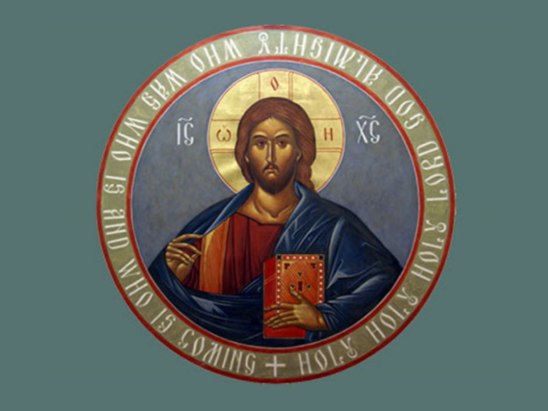 Greek-icon-of-jesus-for-funeral-director-sydney-guiding-light-funerals
