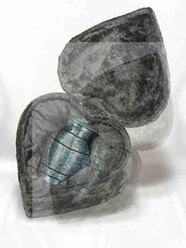 Patina Keepsake cremation urn