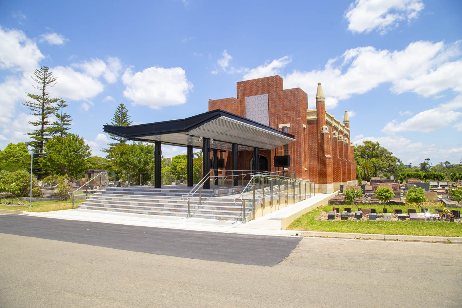 Rookwood Cemetery All Souls Renovated